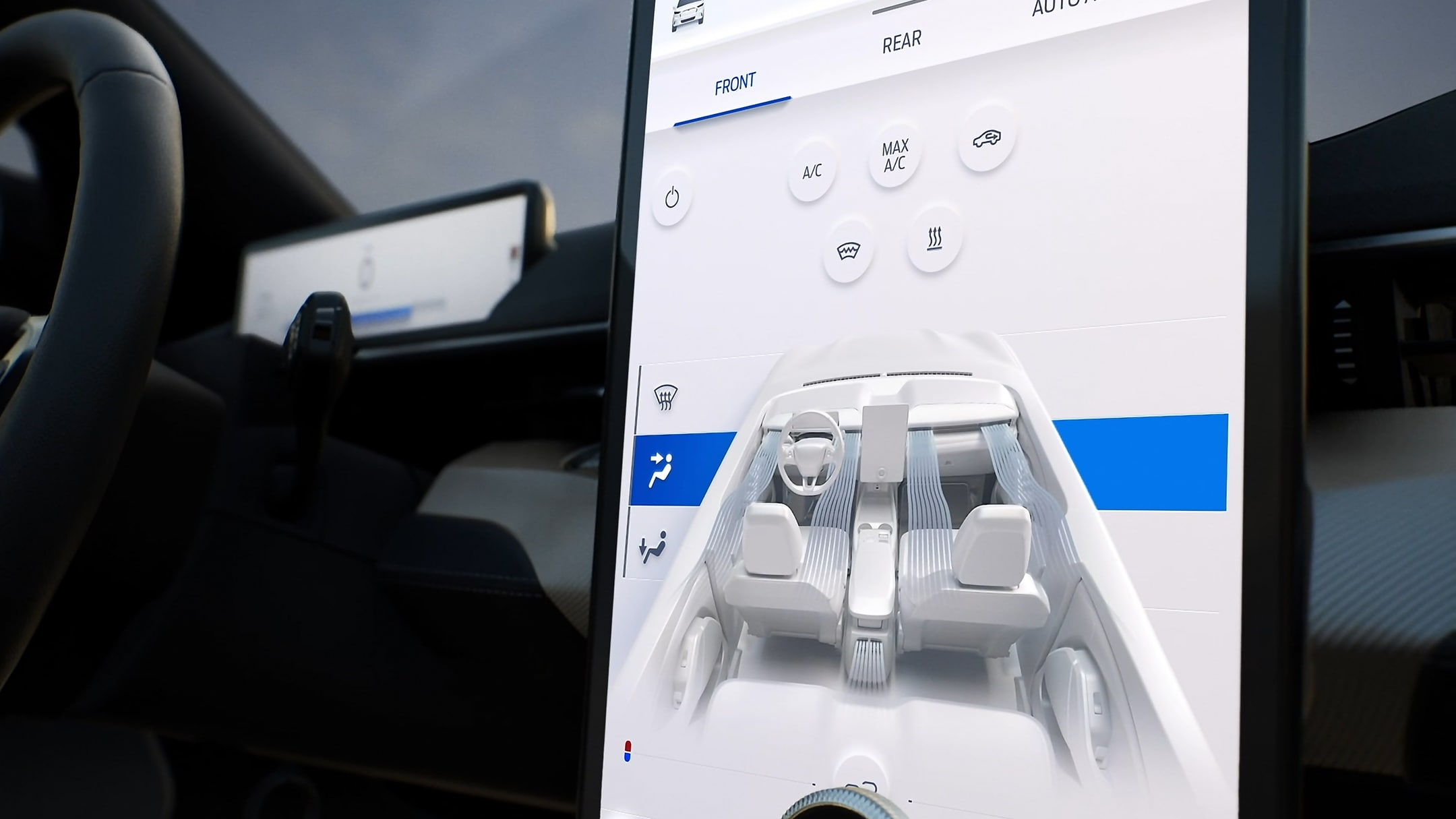 new ford technologies